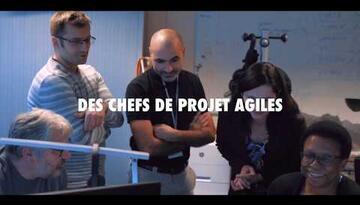 La Banque de France recrute des chefs de projet agiles
