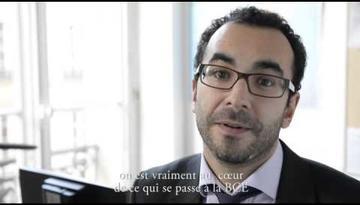 Économiste international - Témoignage Tarik Mouakil