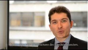 Expert en infrastructures des marchés financiers - Témoignage Pierre Marmara