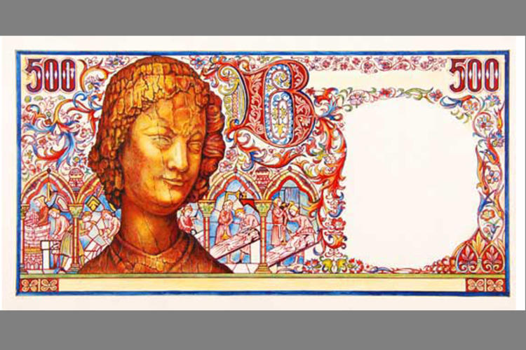 500F-BDF-1981-Patrimoine-artistique-non-emis-Vo