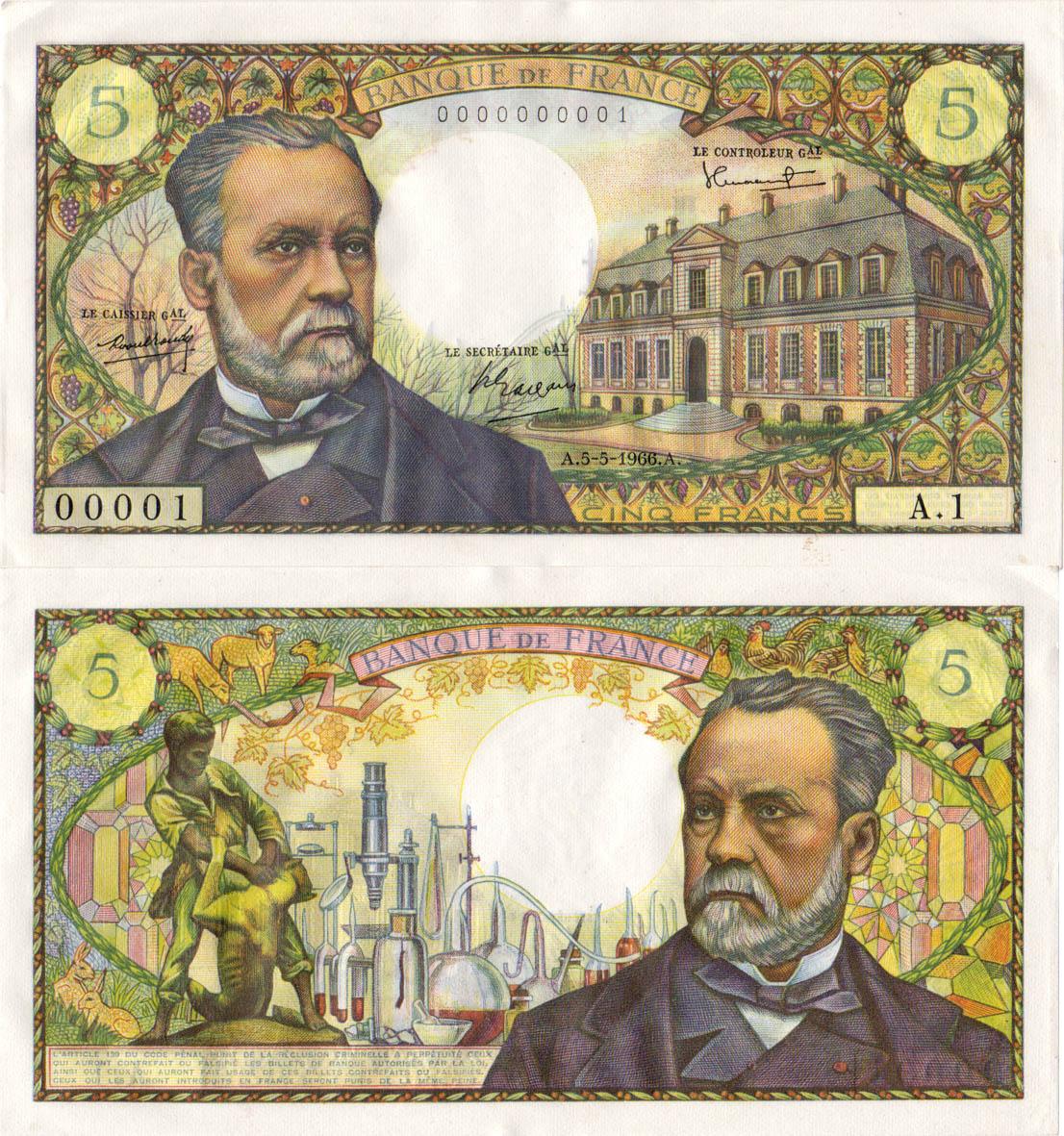 billet de banque histoire