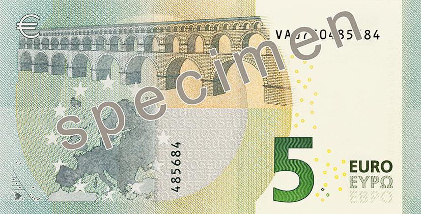 les caract ristiques des billets et des pi ces en euro banque de france. Black Bedroom Furniture Sets. Home Design Ideas