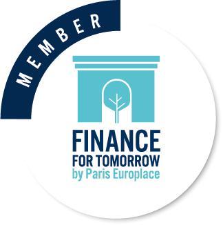 Logo Member of Finance for Tomorrow