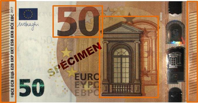 Comment Authentifier Un Billet Banque De France